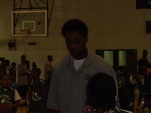 Lamar Rice (NBDL), Camp Counselor
