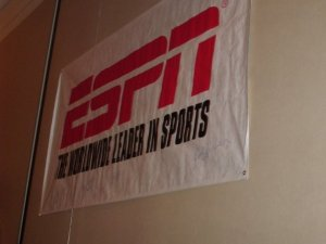 ESPN sponsored breakfast